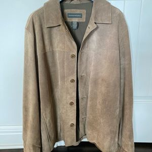 Banana Republic Suede Jacket
